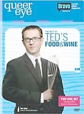 Queer Eye for the Straight Guy - Ted's Food and Wine (DVD, 2005)