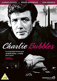 Charlie Bubbles [DVD], Good DVD, Nicholas Phipps, Colin Blakely, Billie Whitelaw