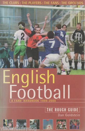 English Football:1999-00  Rough Guide by Dan Goldstein