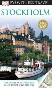Stockholm. (DK Eyewitness Travel Guide)-ExLibrary