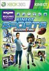 Kinect Sports: Season Two [Bonus]  (Xbox 360, 2011) (2011)