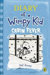 Diary-of-a-Wimpy-Kid-Cabin-Fever-by-Jeff-Kinney-Paperback-2013