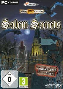 Hidden Mysteries: Salem Secrets (PC- Spiel Wimmelbild) - Hannover, Deutschland - Hidden Mysteries: Salem Secrets (PC- Spiel Wimmelbild) - Hannover, Deutschland