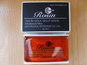Hi-quality Leto Rosin from Austria 4 violin,viola,cello