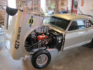 Nickey-Vintage-style-Straight-Axle-Nova-Gasser-Funny-Car-sub-frame-subframe
