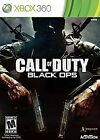 Call of Duty: Black Ops  (Xbox 360, 2010) (2010)