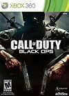 Call of Duty: Black Ops  (Xbox 360, 2010)