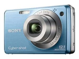 Sony Cyber-shot DSC-W220 12.1 MP Digital...