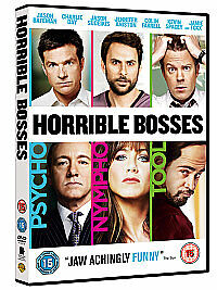 Horrible Bosses DVD 2011 - mansfield, Nottinghamshire, United Kingdom - Horrible Bosses DVD 2011 - mansfield, Nottinghamshire, United Kingdom