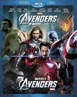 The Avengers (Blu-ray/DVD, 2012, Canadian; French)