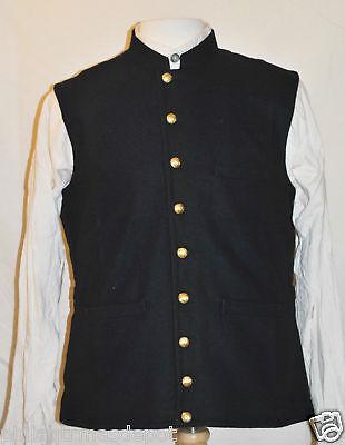 """US"" Federal Vest Dark Blue - Size 44 - Civil War"