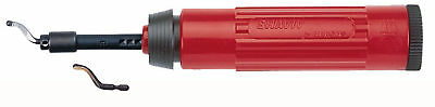 1 Set B Shaviv #29065 Red Handle Deburring Tool