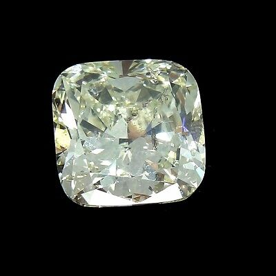 What is Cushion Cut?