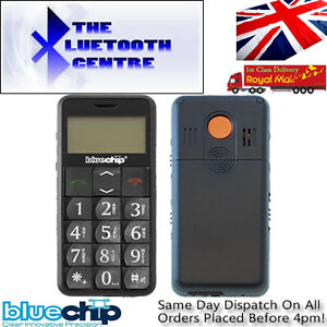 SOS Mobile Phone With LOUD Speaker Large BIG Button UK