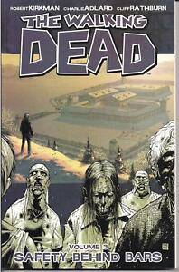 The-Walking-Dead-Vol-3-Safety-Behind-Bars-NEW-TPB