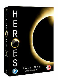 Heroes  Series 1 Vol 1 DVD 2007 4Disc Set - <span itemprop=availableAtOrFrom>Builth Wells, Powys, United Kingdom</span> - Heroes  Series 1 Vol 1 DVD 2007 4Disc Set - Builth Wells, Powys, United Kingdom