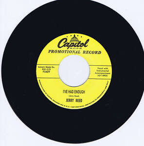 JERRY-REED-WHEN-I-FOUND-YOU-IVE-HAD-ENOUGH-2-GREAT-1950s-ROCKABILLY-JIVERS