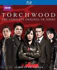 Torchwood: The Complete Original UK Series (Blu-ray Disc, 2011, 12-Disc Set) (Blu-ray Disc, 2011)