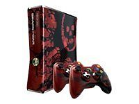 Microsoft-Xbox-360-S-Gears-of-War-3-Limited-Edition-320-GB-Red-Black