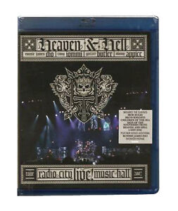 Heaven And Hell - Live From Radio City Music Hall Blu-ray