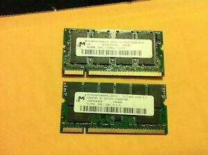 IBM-Thinkpad-T30-T40-T41-T42-1GB-kit-pc2100-DDR-Memory