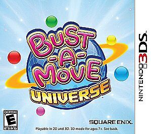 Купить Bust-A-Move Universe for Nintendo 3DS - Complete с доставкой