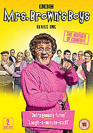 Mrs Brown's Boys - Series 1 - Complete (DVD, 2011, 2-Disc Set)