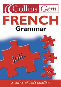Collins-Gem-French-Grammar-Robertson-Lesley-A-Good-0007162588