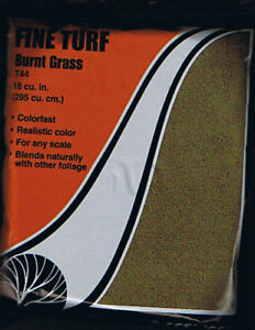 Woodland-Scenics-Fine-Turf-Bag-for-Model-Railways-Various-Colours-Floc-Scatter