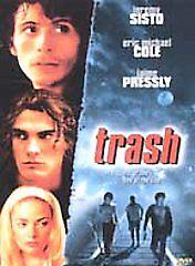 Trash-DVD-2001-RARE-JAMIE-PRESSLY-JEREMY-SISTO-1999-DRAMA-MINT-DISC
