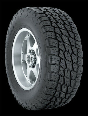 4 265/75-16 Nitto Terra Grappler At 10ply Tires 75r16 R16 75r