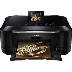 Canon PIXMA MG8220 Vs. HP Officejet 6600