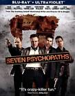 Seven Psychopaths (Blu-ray Disc, 2013, Includes Digital Copy; UltraViolet)