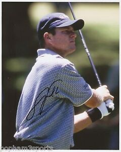 SCOTT-VERPLANK-Signed-Auto-Autograph-GOLF-Photo-w-COA