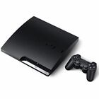 Sony PlayStation 3 Slimline 250 GB Charcoal Black Console (PAL - CECH-2003B)