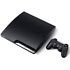 Video Game Console: Sony PlayStation 3 Slim 120 GB Charcoal Black Console (NTSC - CECH-2001A)
