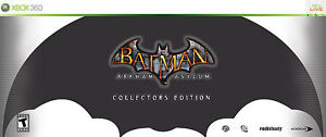 Batman: Arkham Asylum (Collector's Editi...