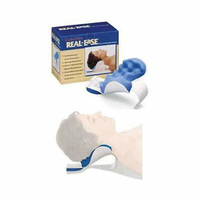 Real-ease Neck And Shoulder Jaw Relaxer Support Relieves ...