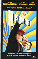 Rushmore (2002) Vhs 1a Ed. Touchstone Bill Murray -  - ebay.it