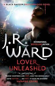 Lover-Unleashed-Number-9-in-series-Black-Dagger-Brotherhood-Ward-J-R-New