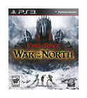 The Lord of the Rings: War in the North  (Sony Playstation 3, 2011)