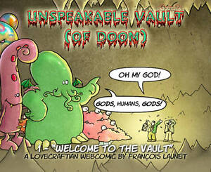 NEW Unspeakable Vault (of Doom) by FranCois Launet