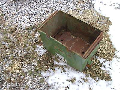 John Deere 50 60 520 530 620 630 Tractor Jd Battery Box