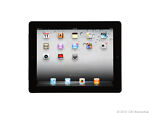 Apple iPad 2 16GB, Wi-Fi + 3G (AT&T), 9.7in - Black (Latest Model)
