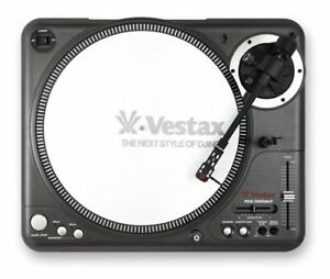 VESTAX-PDX-3000mkII-PDX-3000-mkII-mk2-PRO-DIRECT-DRIVE-TURNTABLE