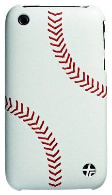 Trexta Real Baseball Snap On Case Iphone 3g 3gs Leather