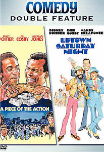 A Piece of the Action/Uptown Saturday Night Sidney Poitier Bill Cosby DVD