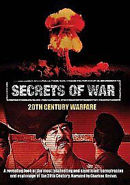Secrets Of War - 20th Century Warfare (DVD, 2011) NEW AND SEALED
