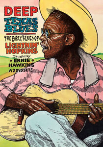 Lightnin-039-Hopkins-Deep-Texas-Blues-2-DVD-SET-NEW