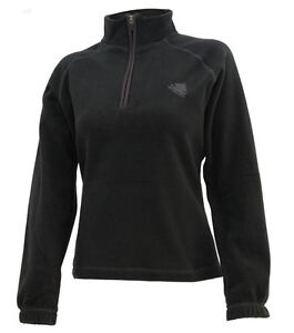 ENDURA-LADIES-POLARTEC-FLEECE-WALK-RIDE-BLACK-X-SMALL-UK8-E6022-2-ATC-27297